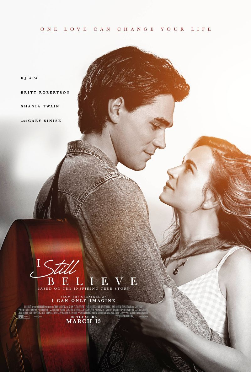 Film News: I STILL BELIEVE Gets Early Debut in IMAX