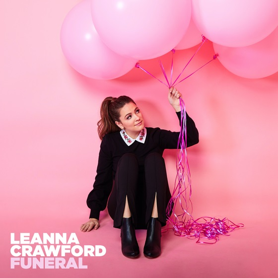 """Music News: Leanna Crawford Debuts """"Funeral"""" Single & Video-Available Now!"""