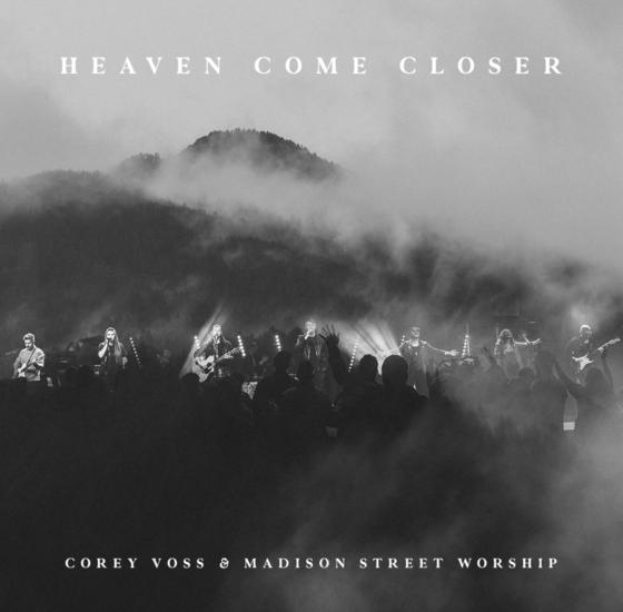 Album News: Corey Voss & Madison Street Worship, Set To Release New Album Apr. 17