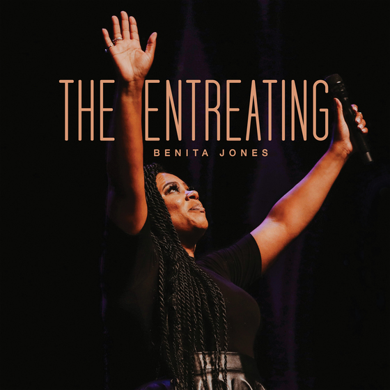 Music News: Benita Jones Announces Pre-Order For New Live Album THE ENTREATING