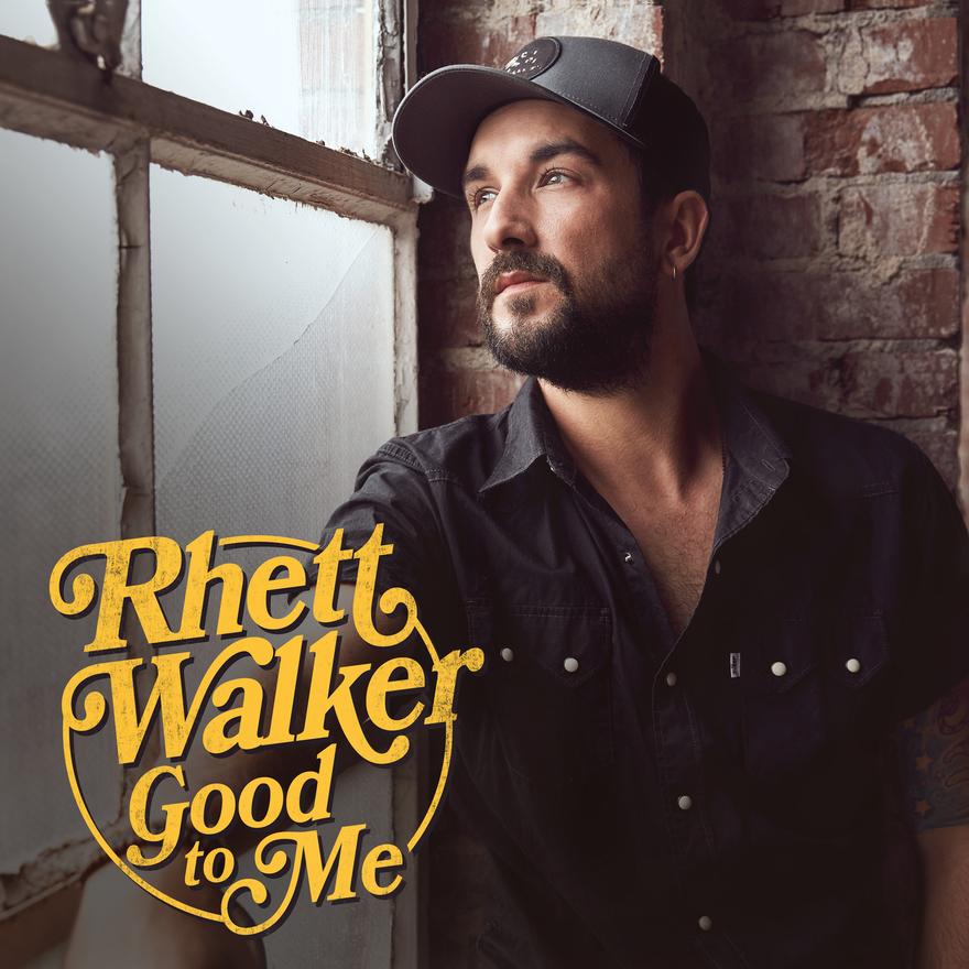 "Music News: Rhett Walker Releases Third Career Album, GOOD TO ME, Today; Features Hit Song ""Believer"""