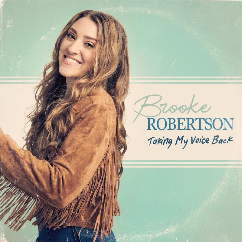 Brooke Robertson 'Taking My Voice Back'