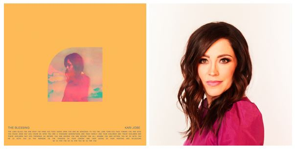 Music News: Kari Jobe Releases New Versions THE BLESSING