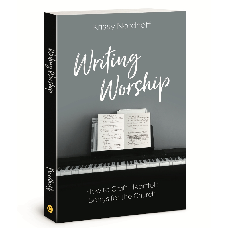 KRISSY NORDHOFF 'Writing Worship'