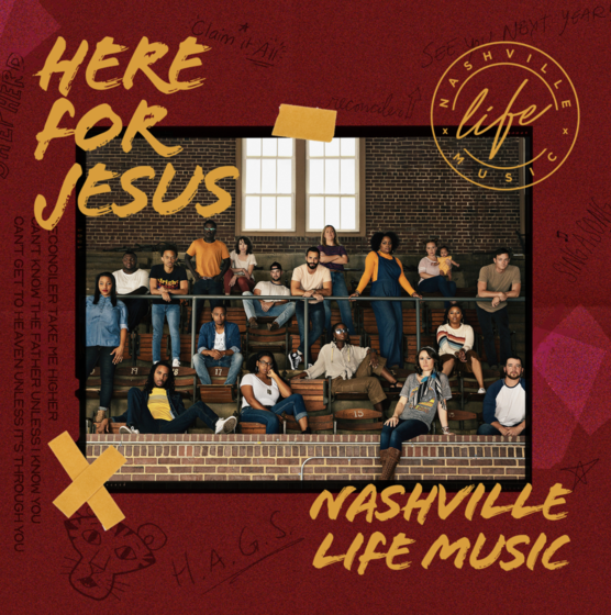 Music News: Nashille Life Music Releases Here For Jesus July 17th