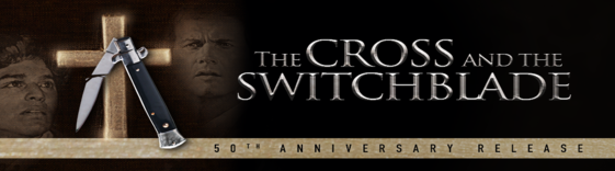 Movie News: 50th Anniversary Release of The Cross and the Switchblade Available for a New Generation
