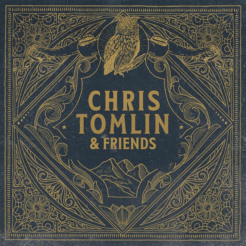 "Music News: Chris Tomlin's ""Chris Tomlin & Friends"" Album Debuts #1"