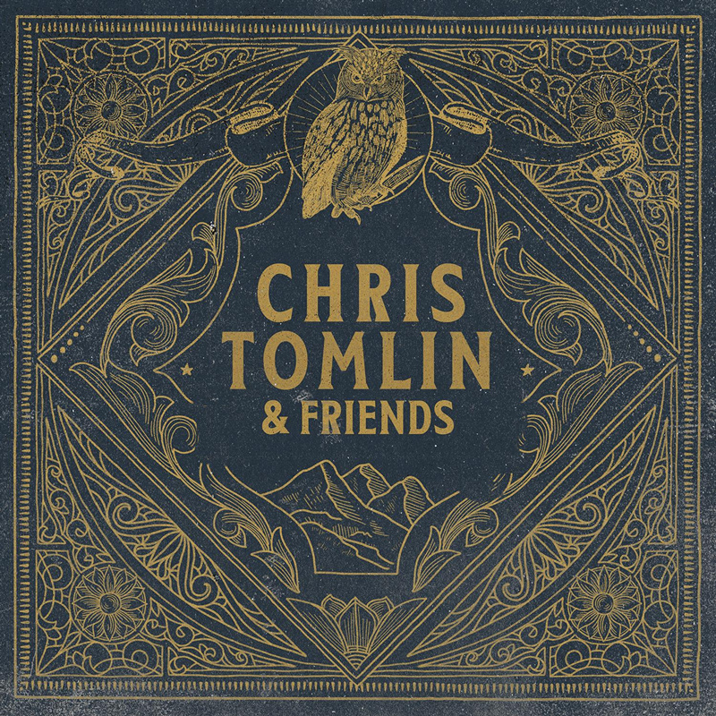 "Music News: Chris Tomlin's ""Chris Tomlin & Friends"" Album Debuts #1"