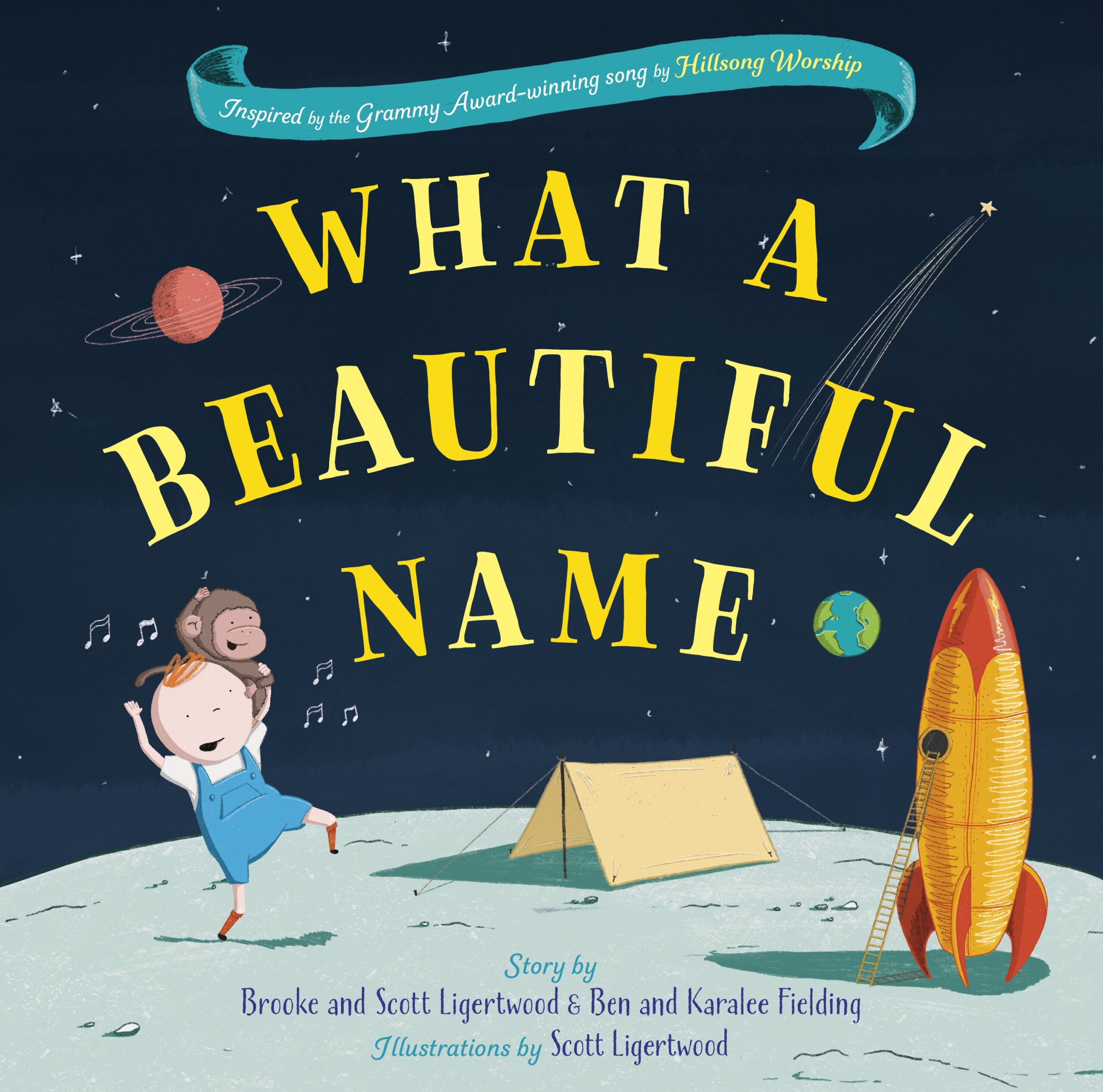 Book News: Hillsong Worship to Release Children's Book 'What A Beautiful Name'