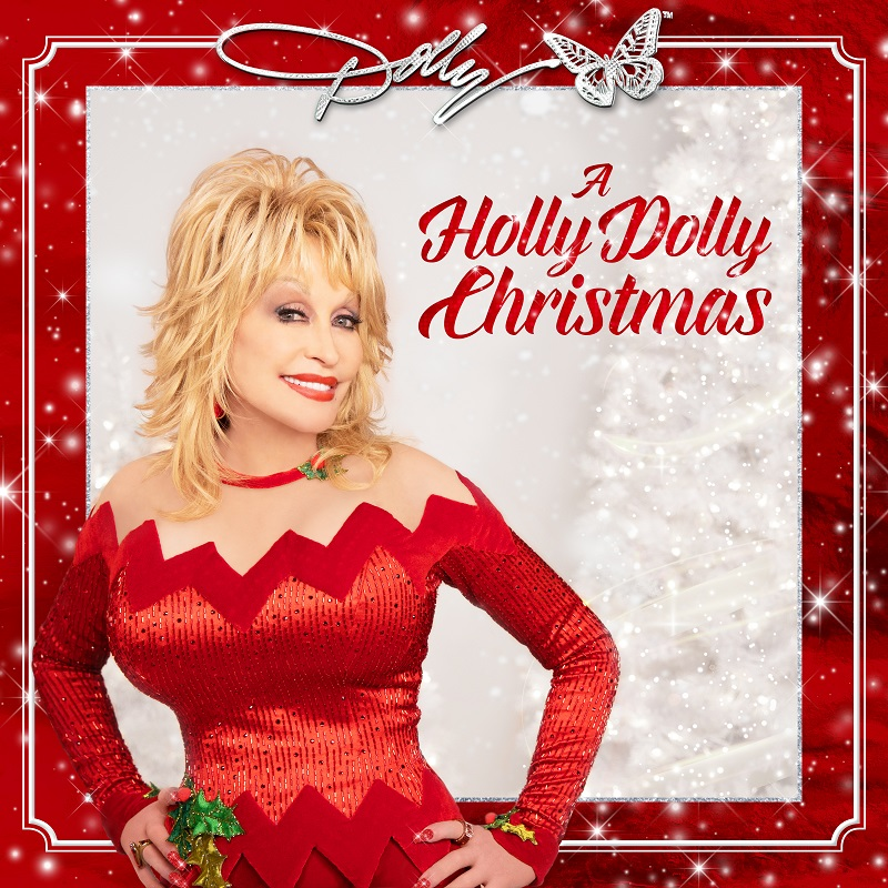 """Music News: DOLLY PARTON RELEASES """"MARY, DID YOU KNOW?"""" TODAY FROM HER UPCOMING ALBUM A HOLLY DOLLY CHRISTMAS AVAILABLE EVERYWHERE ON OCTOBER 2"""