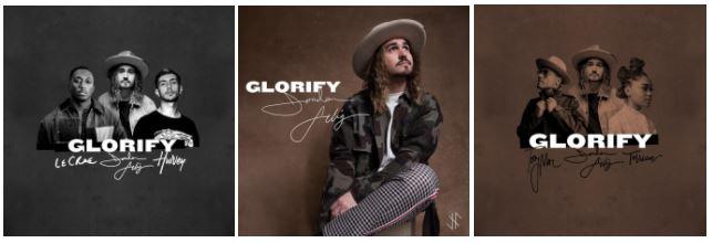"""Music News: JORDAN FELIZ JOINED BY LECRAE, HULVEY FOR """"GLORIFY"""" REMIX"""