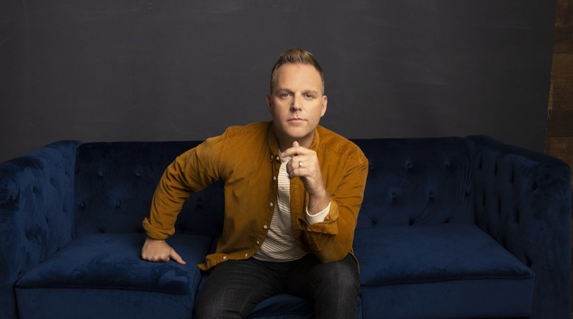 News: The Matthew West Podcast Debuts at No. 1 on Apple's Religion & Spirituality Chart; West Nominated for 4 Dove Awards