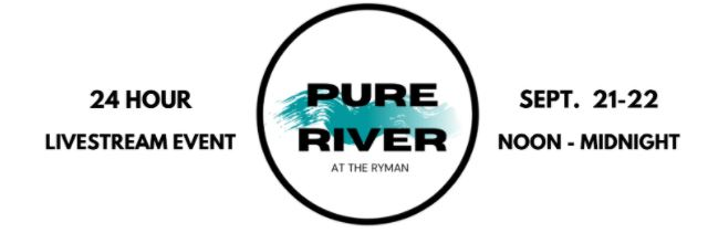 "News: Harvest Sound International to Host 24 Hour Worship Livestream Event ""Pure River at the Ryman"" September 21-22"