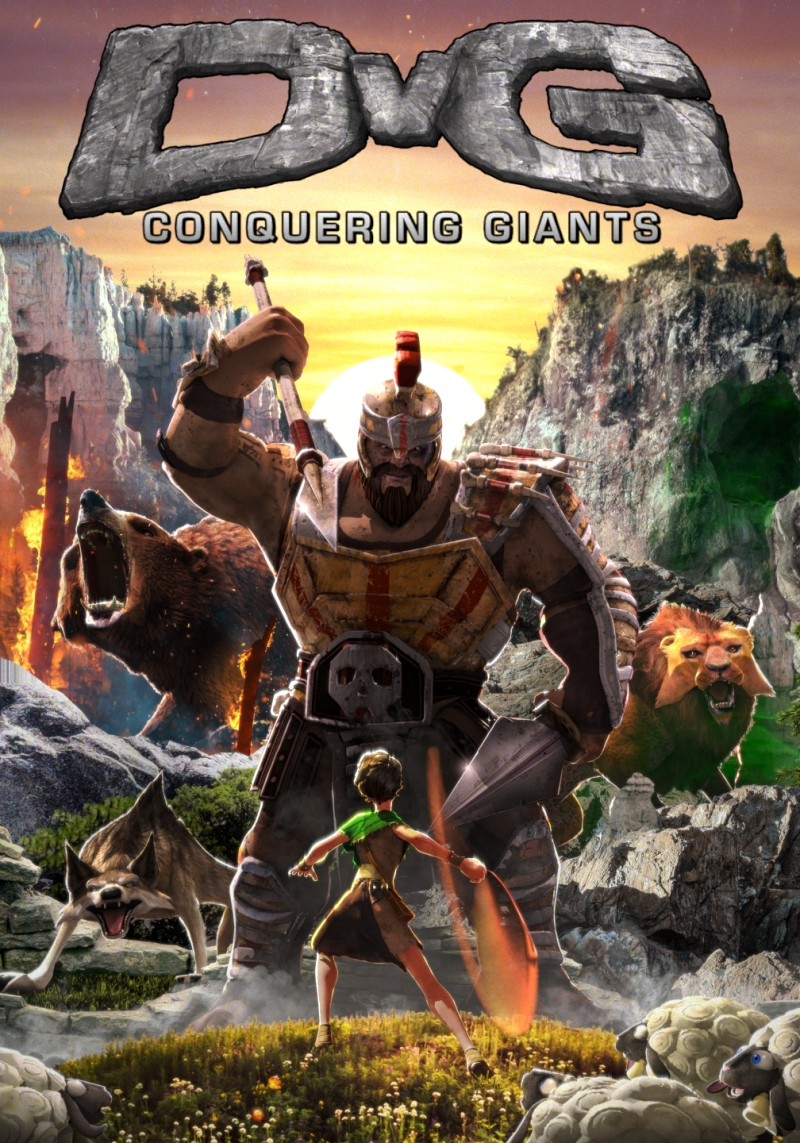 "News: Virtuous VR Gaming Announces Release Of Debut Project ""DvG: Conquering Giants"""