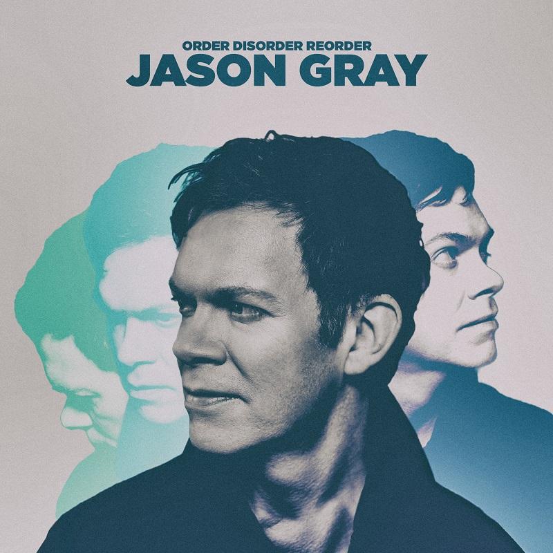Jason Gray 'Reorder EP'