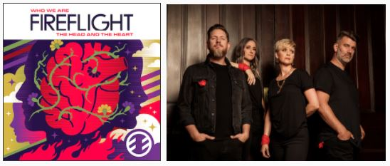 Music News: FIREFLIGHT COMES FULL-CIRCLE WITH 'WHO WE ARE: THE HEAD AND THE HEART'