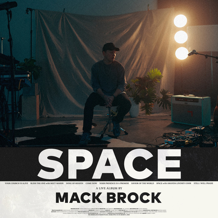 Music News: Worship Leader Mack Brock Set to Release New Album – SPACE – Nov. 20th