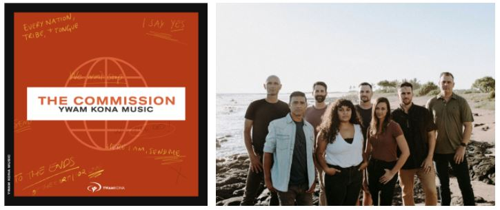 Music News: YWAM Kona Music Releases Debut Record: The Commission (Live) EP