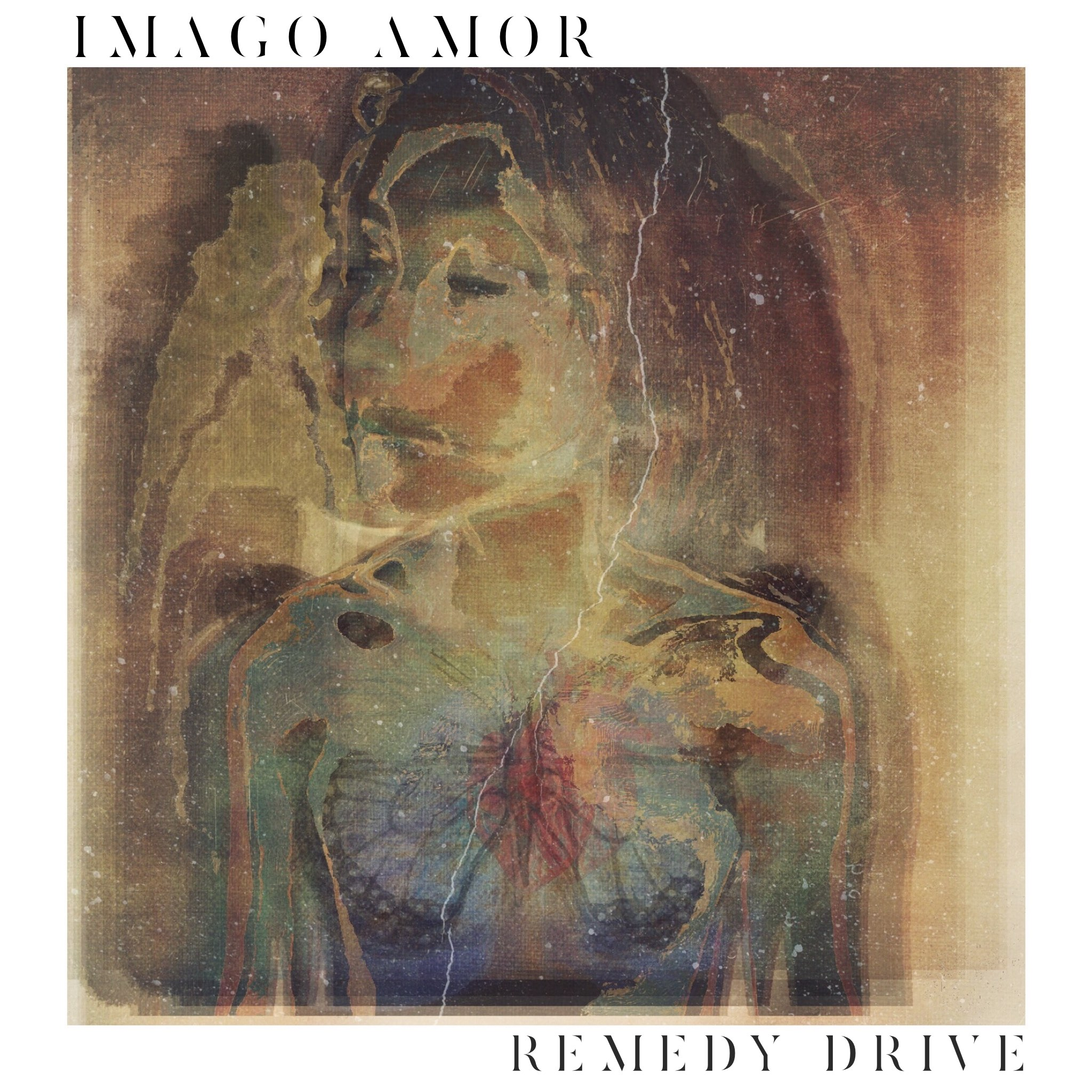 Music News: REMEDY DRIVE UNVEILS 'IMAGO AMOR' JANUARY 29