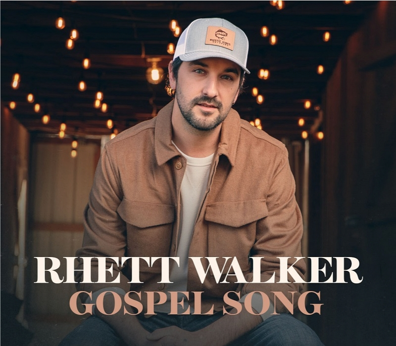 "Music News: ""Gospel Song"" The New Single and Video From Rhett Walker Drops Today"