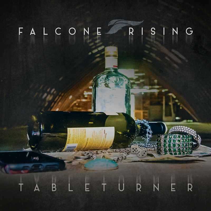 Music News: Falcone Rising to Release Sophomore Christian Rock Album 'Tableturner' on February 19