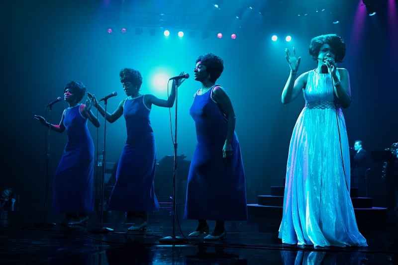 Film News: New Stills From Upcoming Aretha Franklin Biopic, Respect Released Today