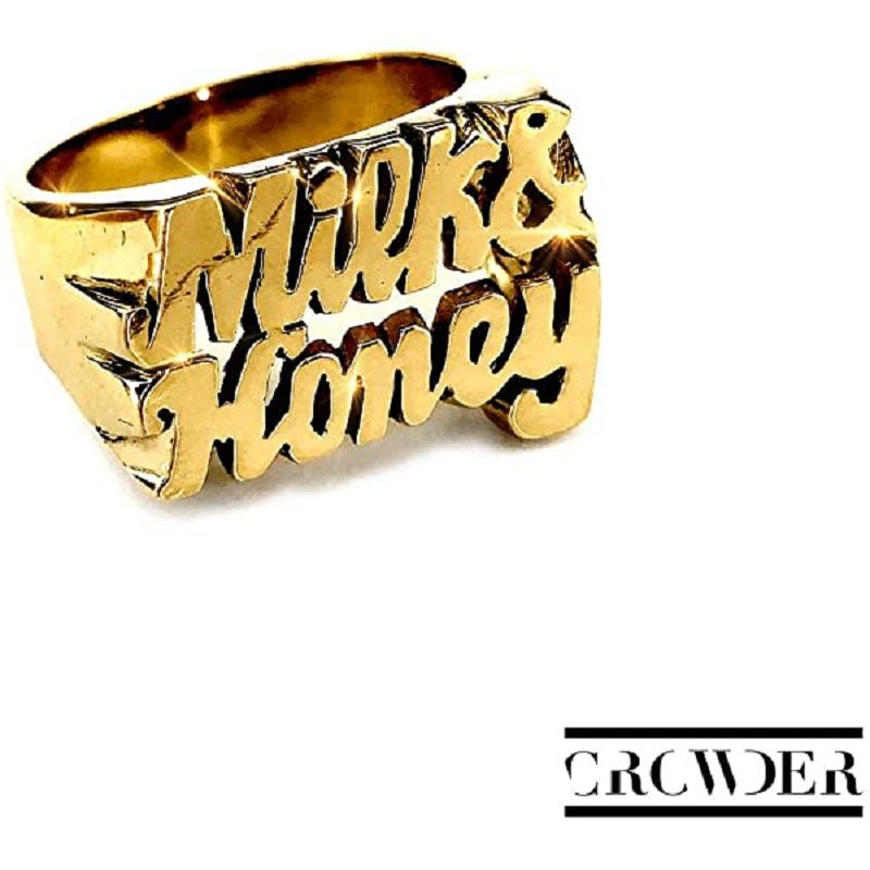 Crowder 'Milk & Honey'