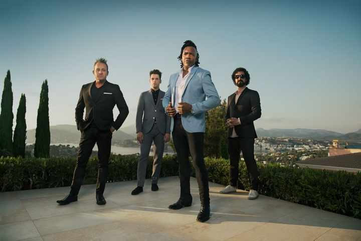 "Music News: Award-Winning Multi-Platinum Supergroup Newsboys' ""Magnetic"" Is Available Now"
