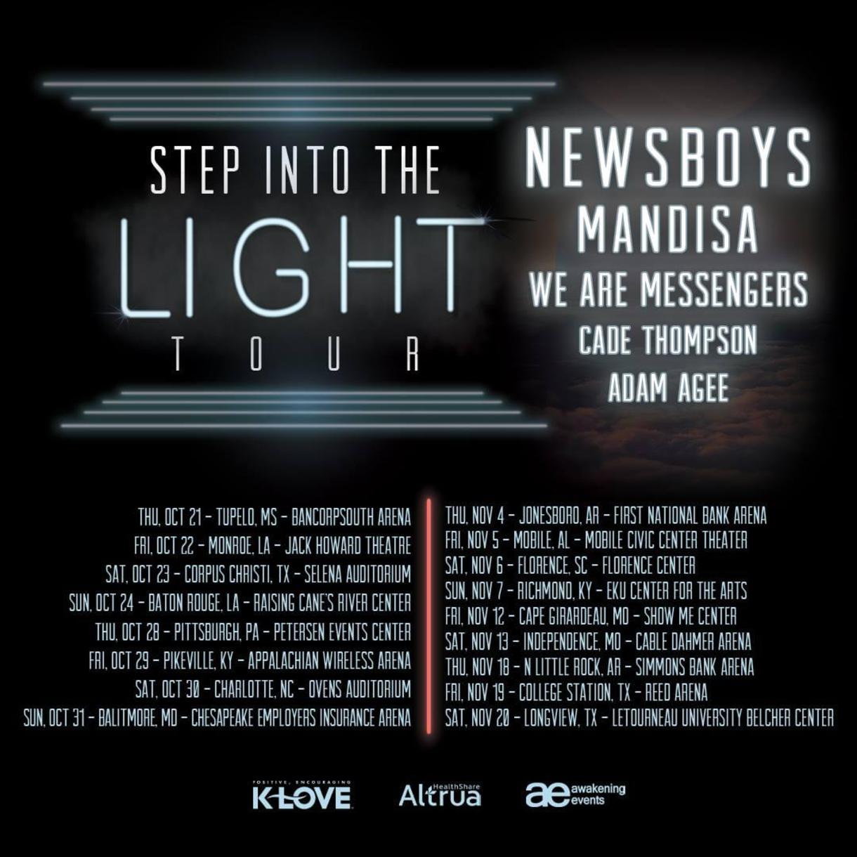 Tour News – Awakening Events Introduces New Multi-Artist Tour