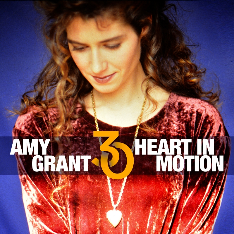 Amy Grant 'Heart In Motion' (30th Anniversary Edition)