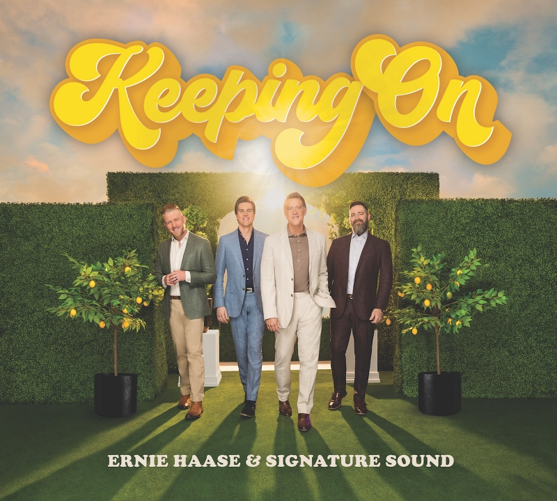 Music News: Ernie Haase & Signature Sound Release New Album Keeping On