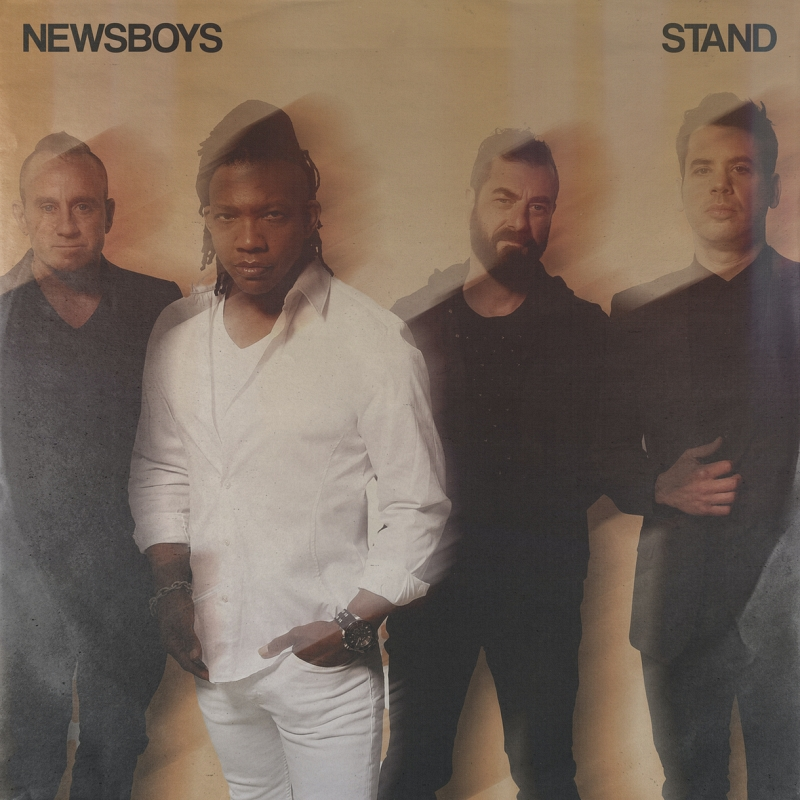 """Music News: Multi-Platinum NEWSBOYS Set To Release 'Stand' On October 1st As Lead Single """"Magnetic"""" Runs Hot At Radio"""