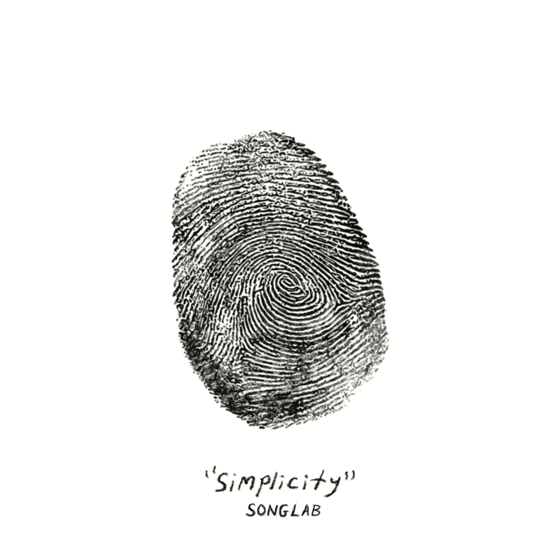 Songlab 'Simplicity Live EP'