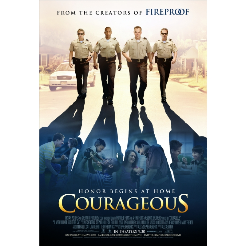 Courageous (Theatrical Release)