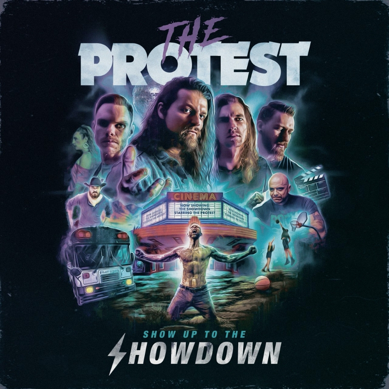 """Music News: The Protest Release """"Show Up to the Showdown"""" as Lead Single From Newly Announced Death Stare EP"""