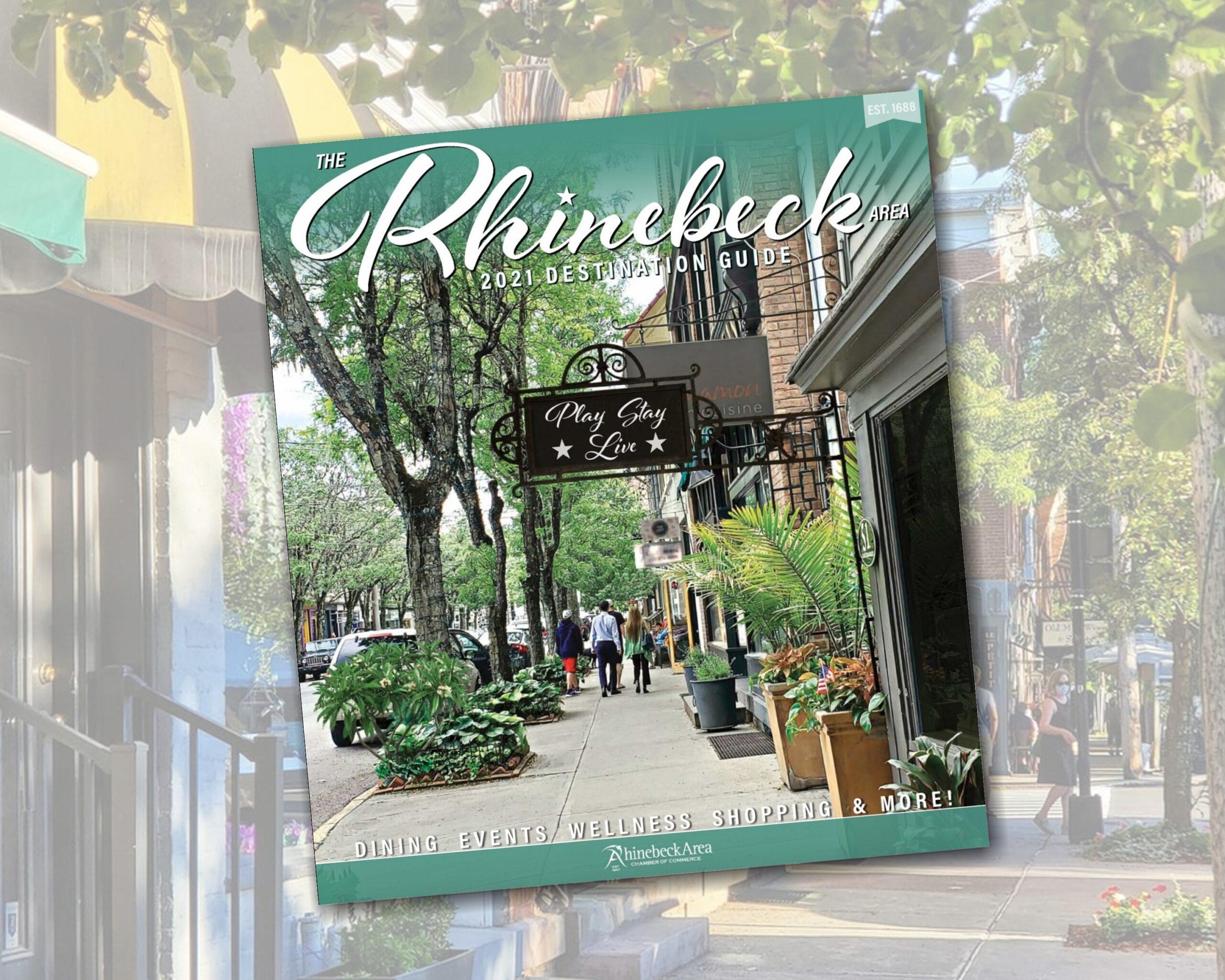Rhinebeck Destination Guide Cover