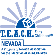 T.E.A.C.H. Early Childhood® Nevada Logo