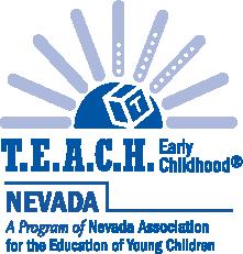 T.E.A.C.H. Early Childhood® Nevada Logo
