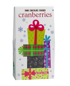 Dark Choc Cov Cranberries