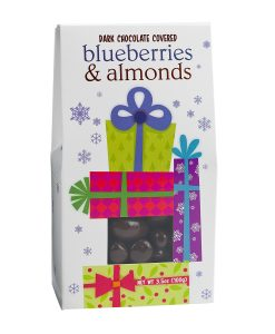 Dark Choc Cov Blueberries & Almonds