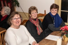 Rhonda York, Jane Hecker, Gail Preston.