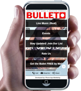 Bay County Bullet App - Powered by Phone App Marketing