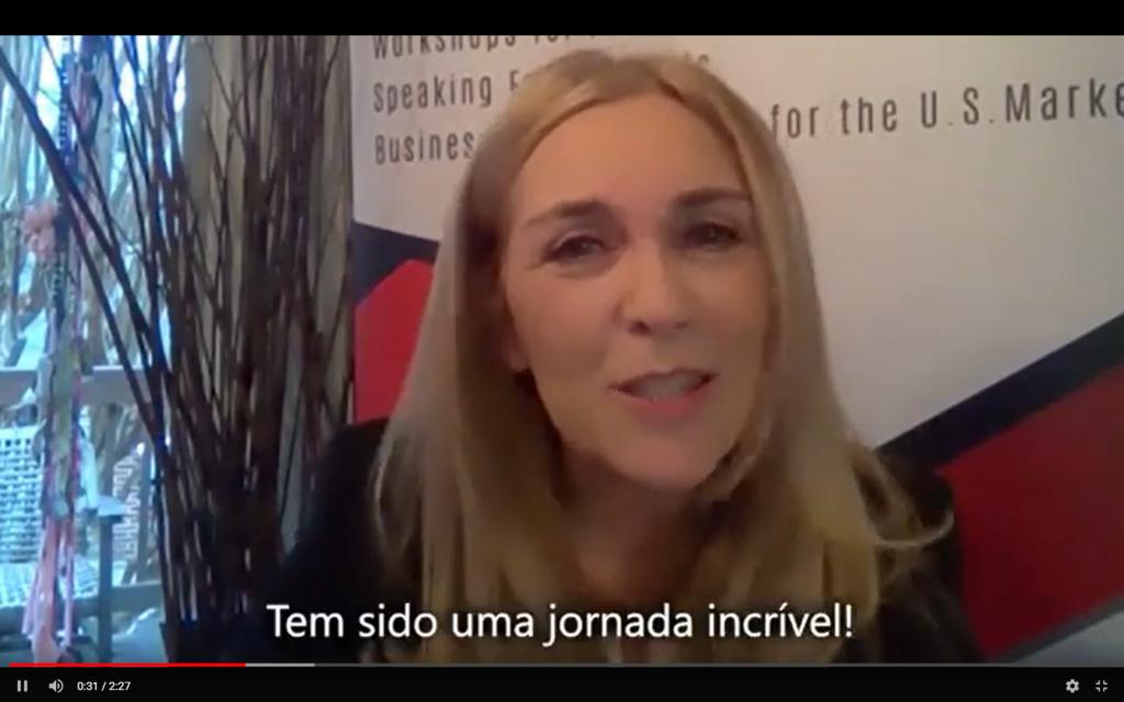 The story of Cristina Da Costa Consulting Partners – video