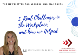 Real Challenges In The Workplace, And How We Helped
