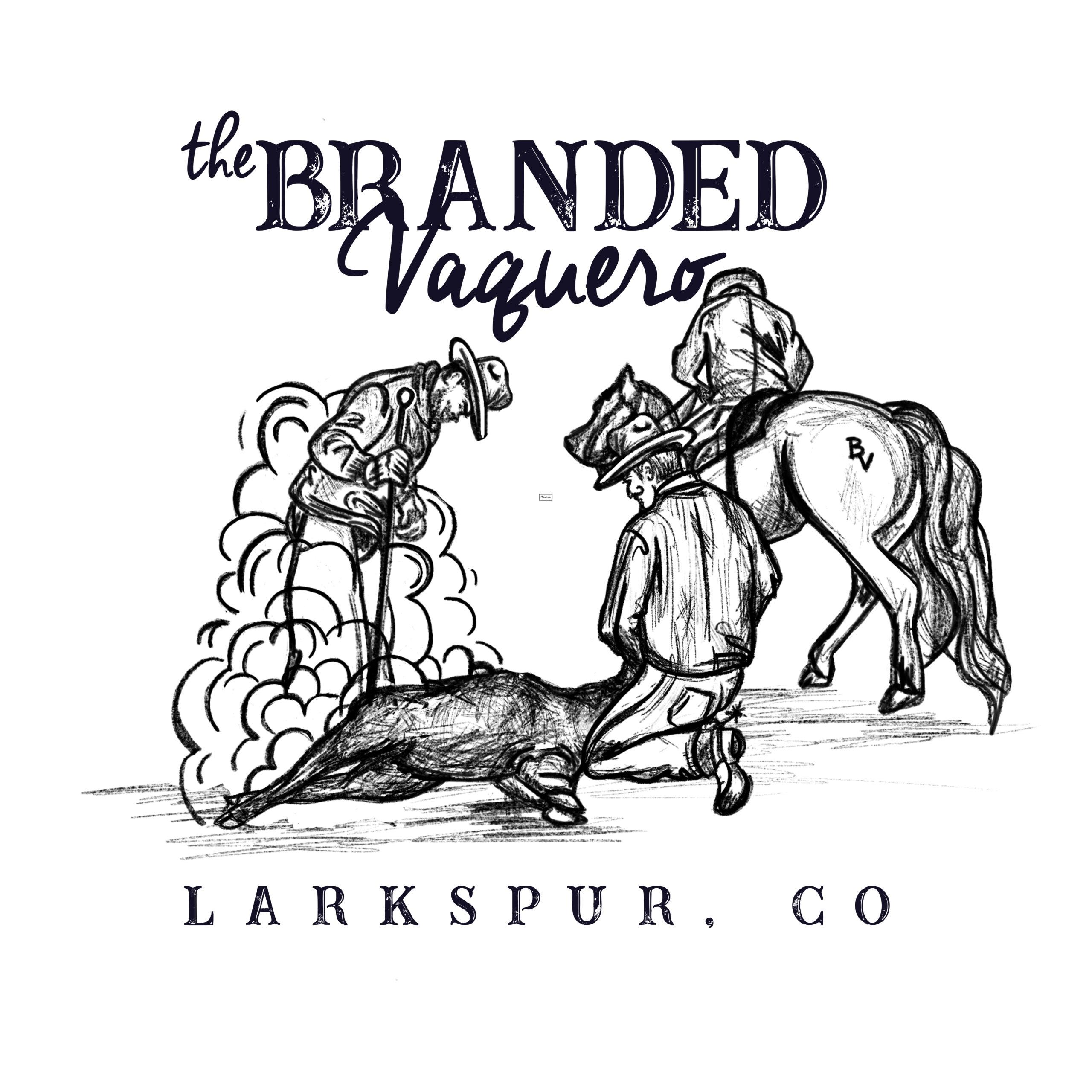Branded Vaquero