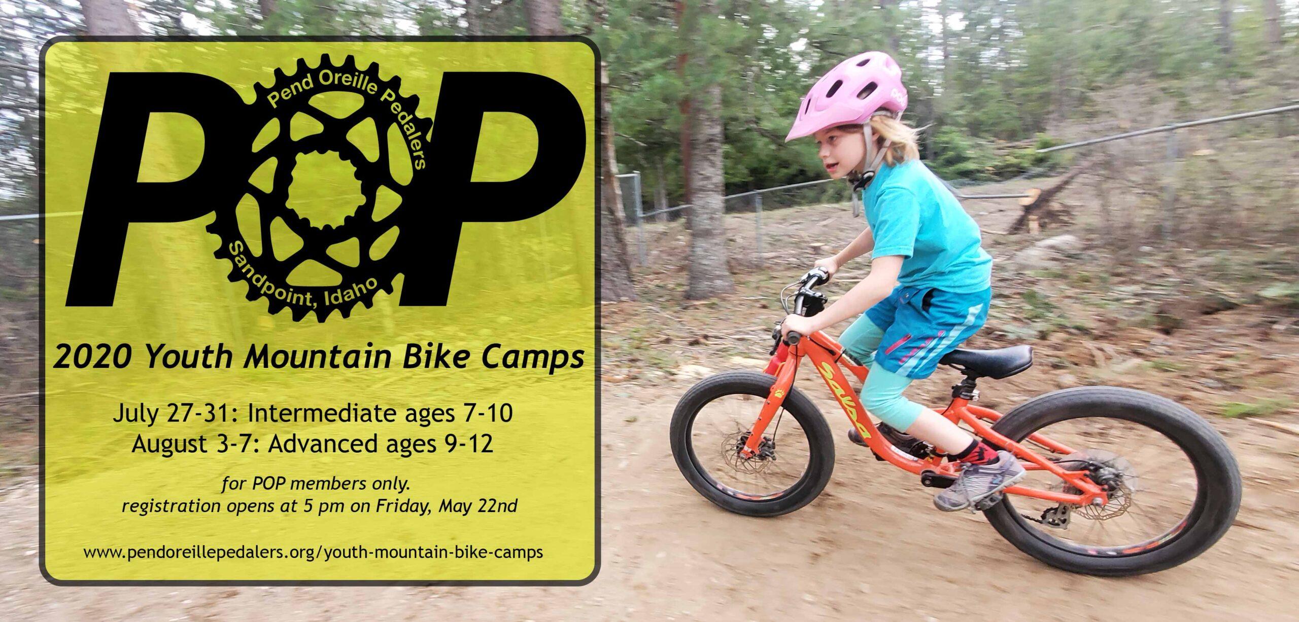 POP camp banner