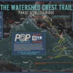 The Watershed Crest Trail future route