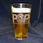POP pint glass