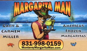 Margarita Man of Monterey