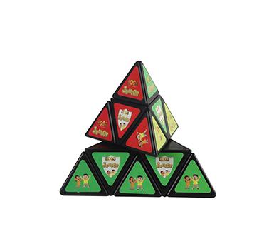 Pyramid Rubik Magic Cube